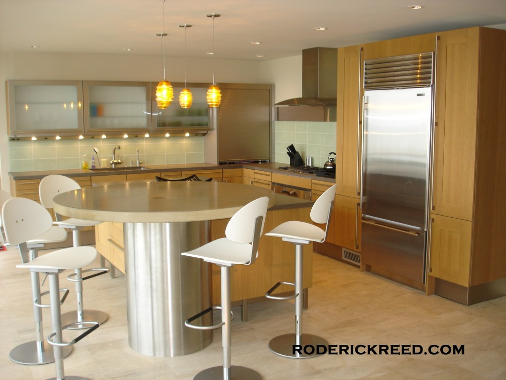 Contemporary Kitchen. Laguna Beach, Reedesign Interiors.