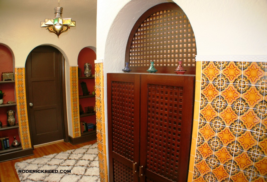 Moroccan Interior, Beverly hills California