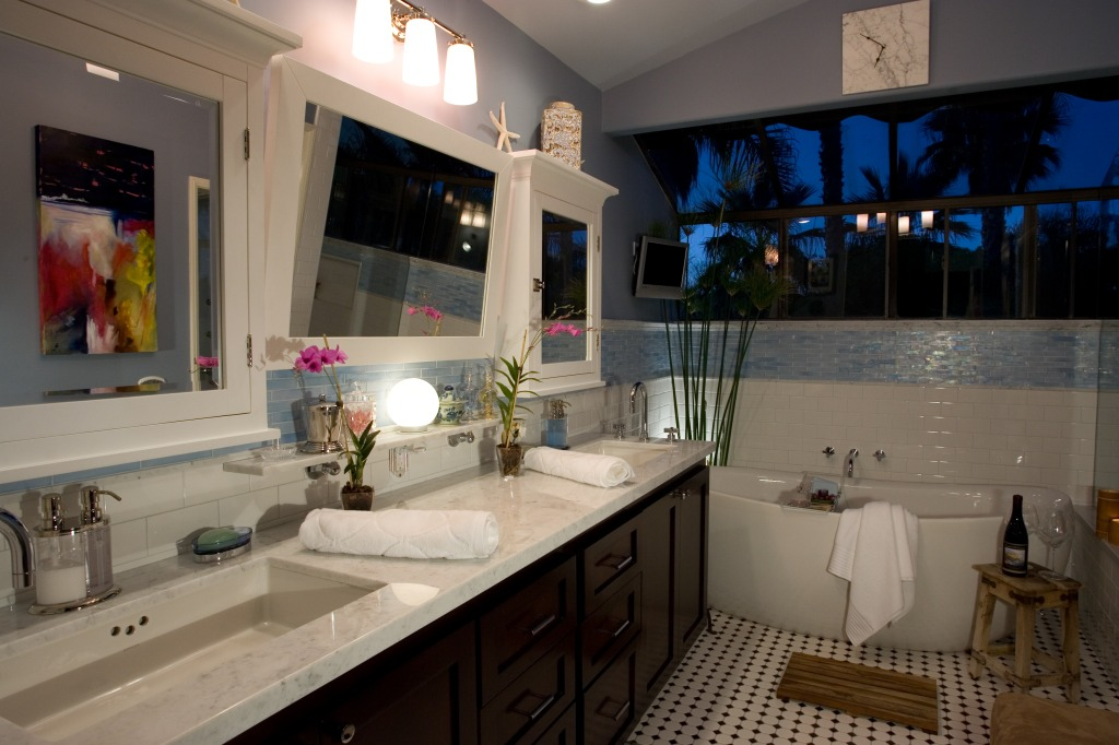 Master Bathroom Interior Design by Roderick Reed, Reedesign Interiors