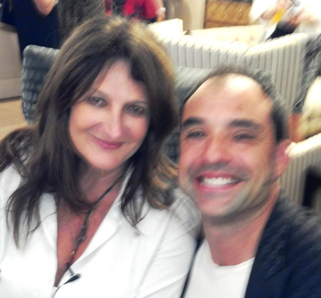 Roderick and Million Dollar Decorator Kathryn M. Ireland