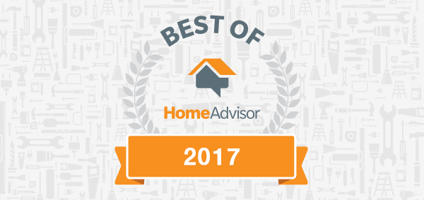This honor recognizes pros who deliver exceptional service, quality work, and value to homeowners